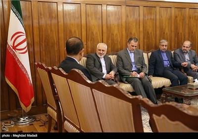 Iran's FM Meets Myanmar Ambassador to Tehran