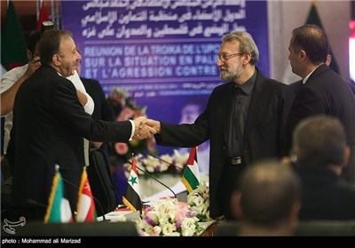 Iran Hosts Inter-Parliamentary Troika on Gaza