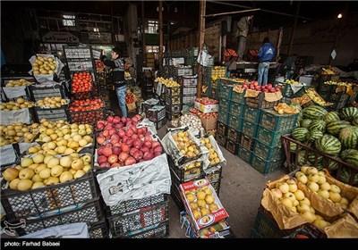 میدان میوه و تره بار قائمشهر