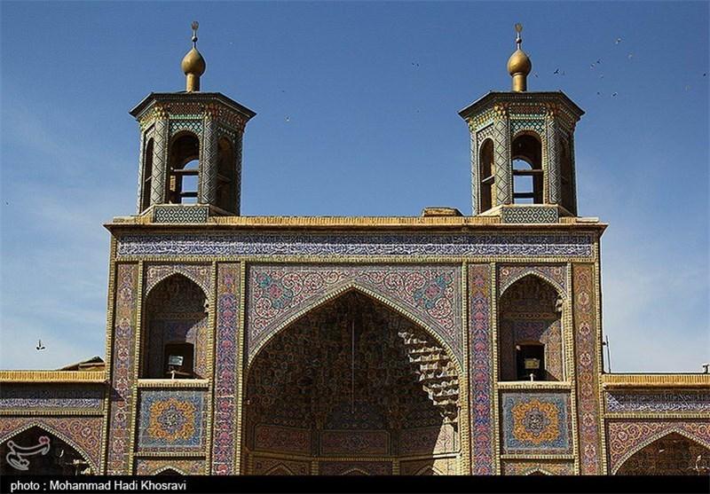 139301131405258422449844 مسجد نصیرالملک شیراز