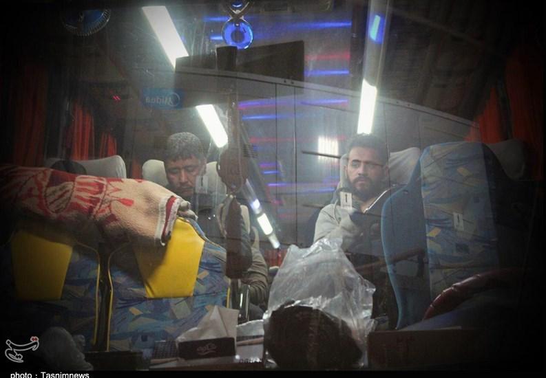 مهاجرین آمدند؛ حکایت دلهایی که در کربلا جا ماند + تصاویر