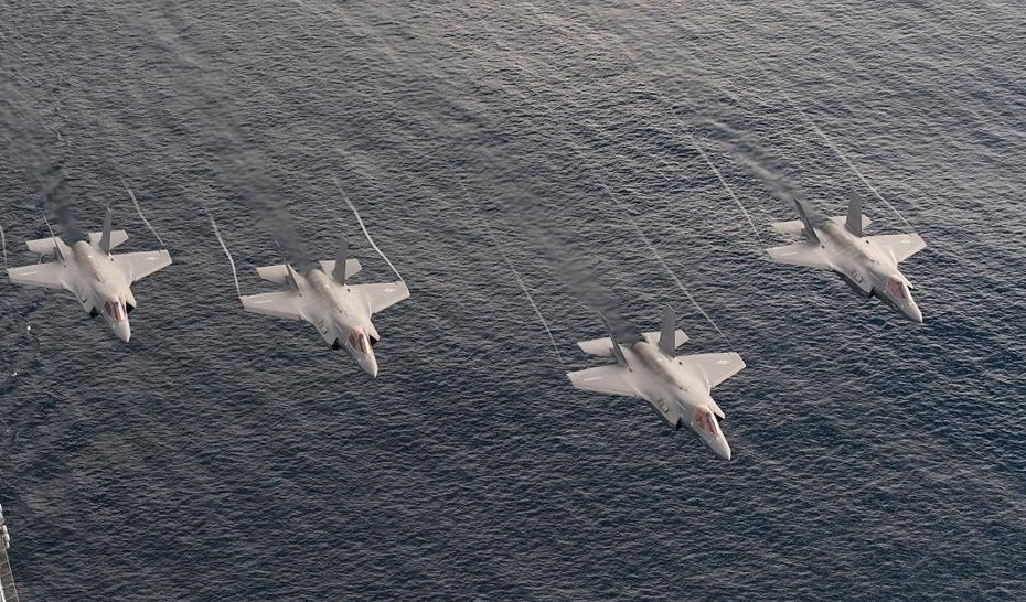 1395091510370679793769310 جنگنده اف ۳۵ در دستان اسرائیل + تصاویر و مشخصات جنگنده اف 35