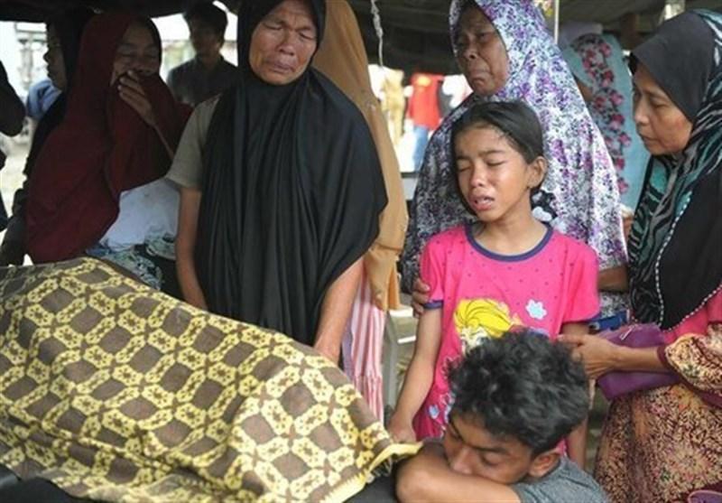 139509171321306179398424 زلزله اندونزی با قدرت ۶.۵ ریشتر + جزئیات زلزله و تصاویر