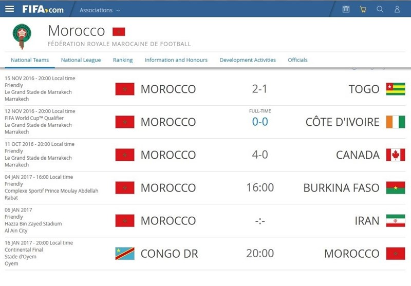 دیدار ایران - مراکش در آستانه لغو؟/ سکوت فدراسیون فوتبال ادامه دارد + عکس