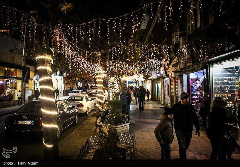 دمشق در شب کریسمس,جشن کریسمس در سوریه,جشن سال نو میلادی در سوریه