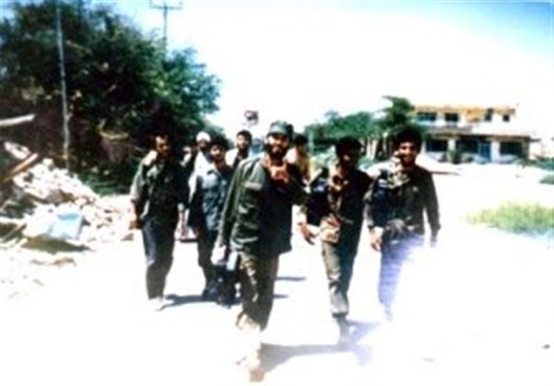 شهید جاویدالاثری که «خوننگار جنگ» لقب گرفت