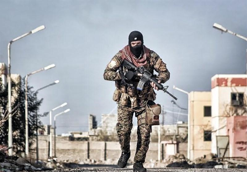 تصاویر/ مانور ویژه نُجَباء در موصل