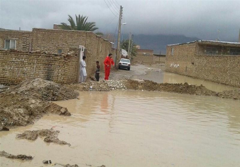 Image result for آسیب صدها خانه روستایی در بارندگی شدید در سیستانوبلوچستان