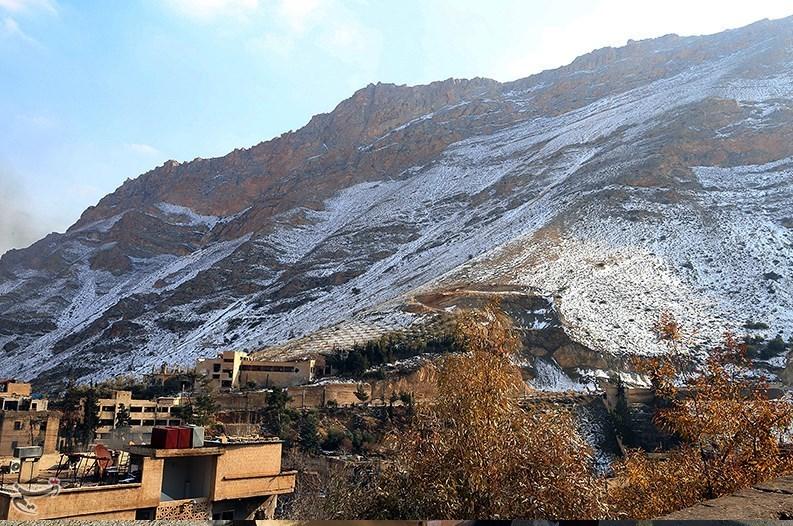 1395111215561276798585710 تصاویر آزادسازی شهرک عین الفیجه در سوریه + عکس چشمههای آب الفیجه