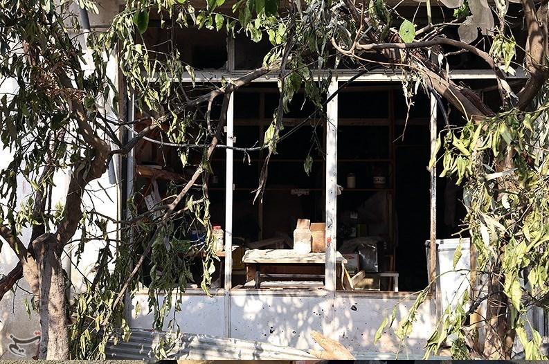 1395111215573781498586010 تصاویر آزادسازی شهرک عین الفیجه در سوریه + عکس چشمههای آب الفیجه