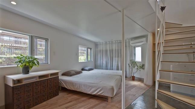1395112009554579599414110 - خانه ۵۵ متر مربعی با معماری شگفتانگیز + عکس