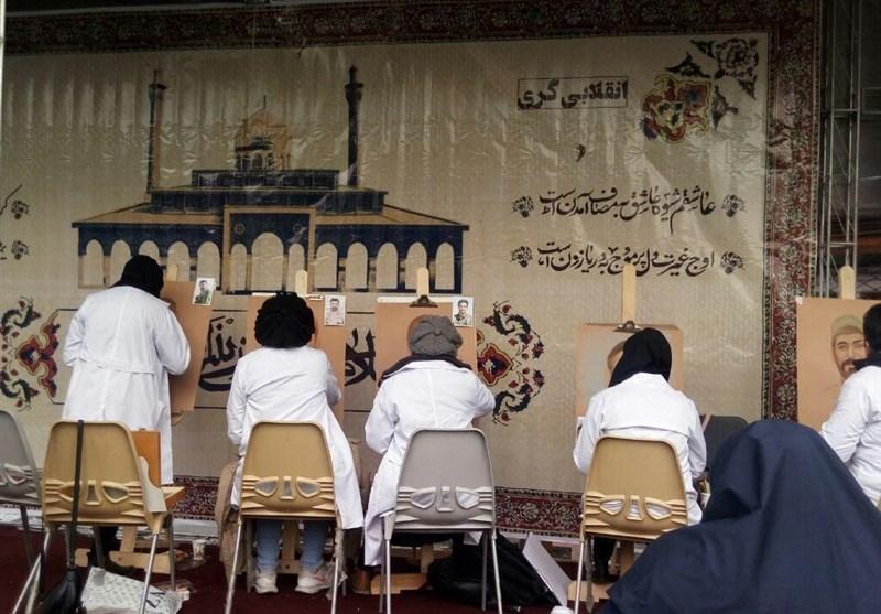 139511220913191109958684 راهپیمایی 22 بهمن 95 + شعار ها و حاشیه ها و تصاویر جدید 22 بهمن 95