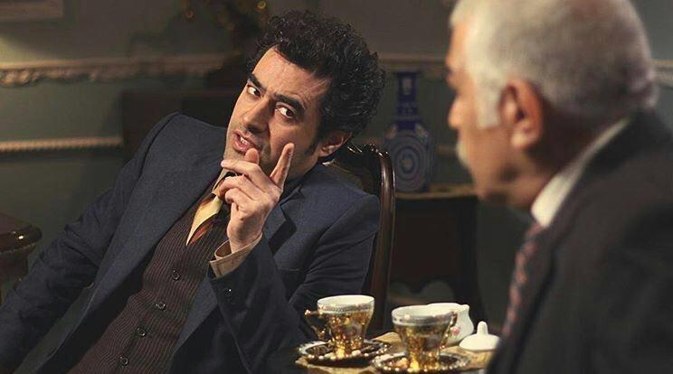 عکس/شهاب حسینى در نمایى ار فصل دوم سریال «شهرزاد»2