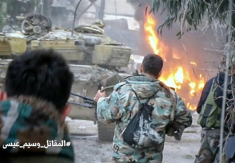 اشتباكات بين الجيش والمعارضة على طريق يؤدي إلى