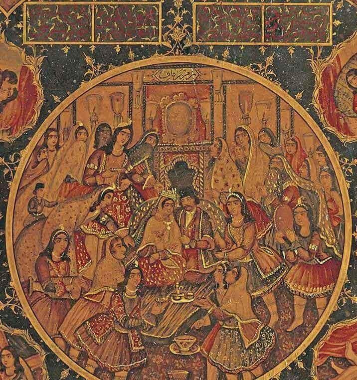 «النکاح سنتی» روایتی از اسناد ازدواجهای تاریخی + تصاویر