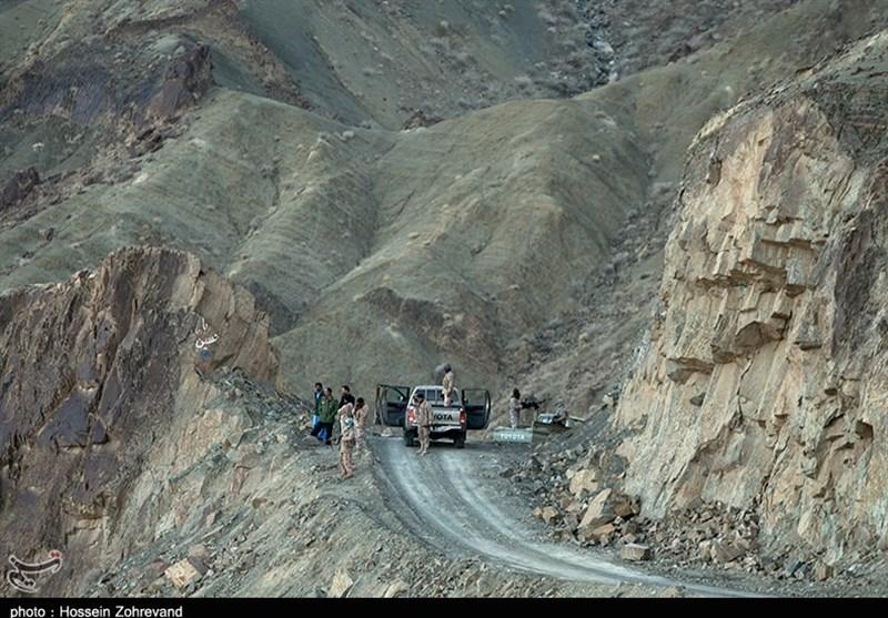 پل شکسته لار - محل درگیری گروه عبدالمالک ریگی و جند الشیطان با نیروهای ناجا و سپاه