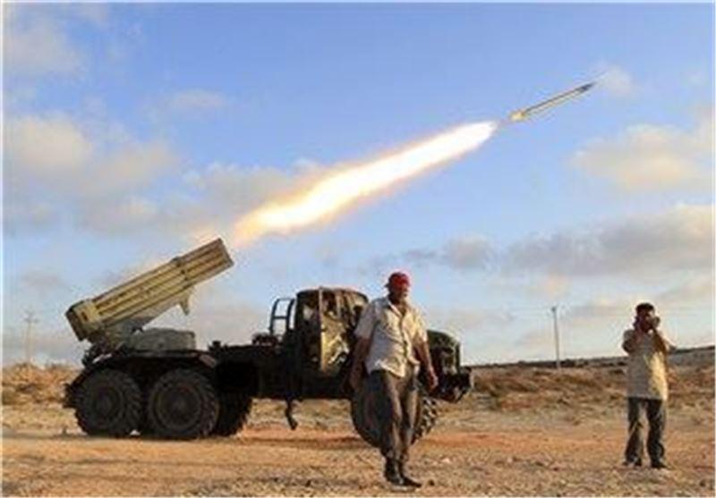 موشک فلسطینی