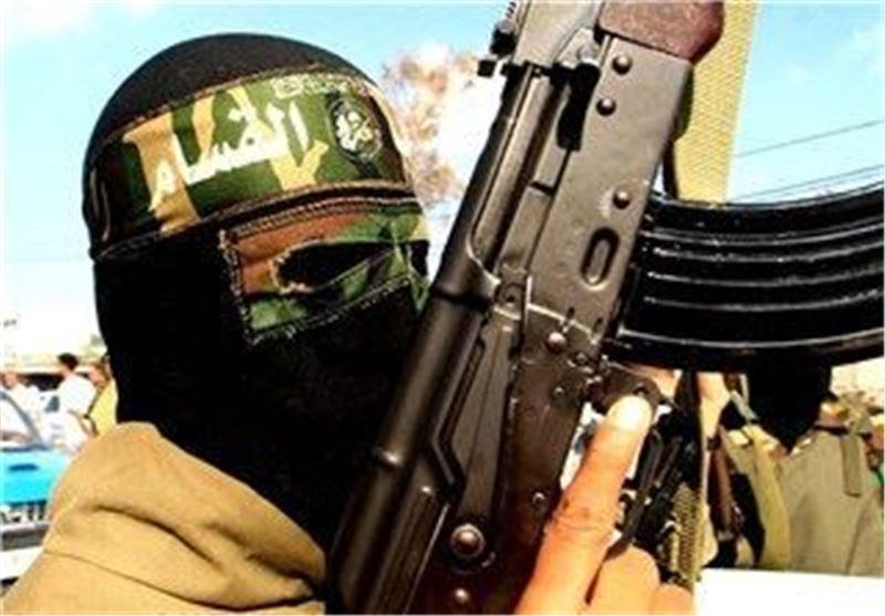 رزمنده حماس