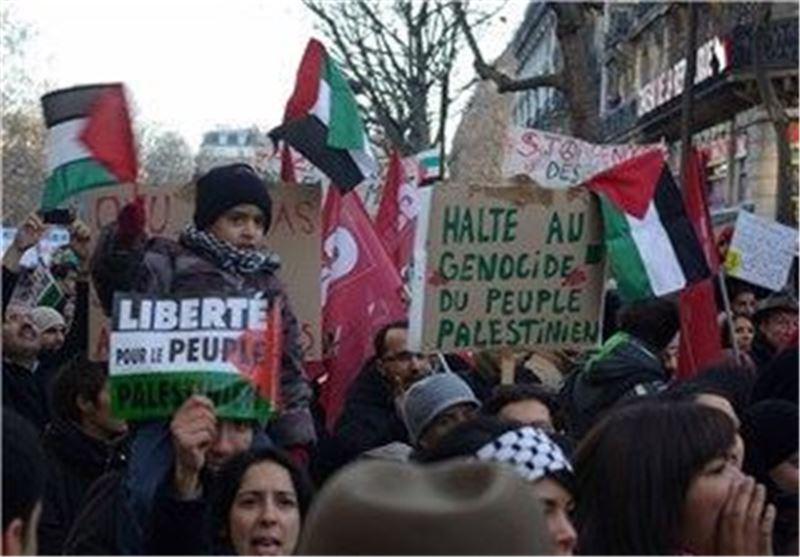 تونس برای فلسطین