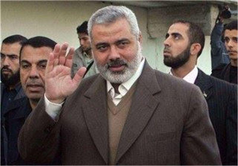 """هنیة یدعو طهران للمساعدة فی الدفاع عن الأقصى أمام تجاوزات """"إسرائیل"""""""