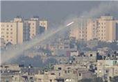 گردانهای القسام شهرکهای صهیونیست نشین را با 17 موشک هدف قرار داد