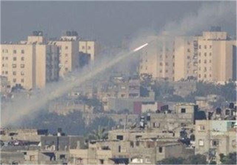 وقوع انفجاری قوی در تل آویو