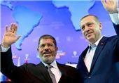 گزارش تسنیم|واکنش گسترده مقامات ترکیه به مرگ مرسی و تداوم اختلاف با مصر