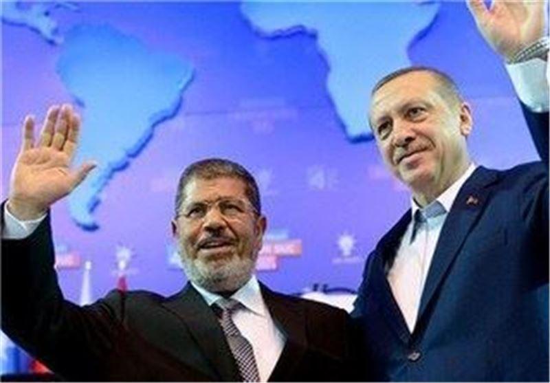 مرسی اردوغان