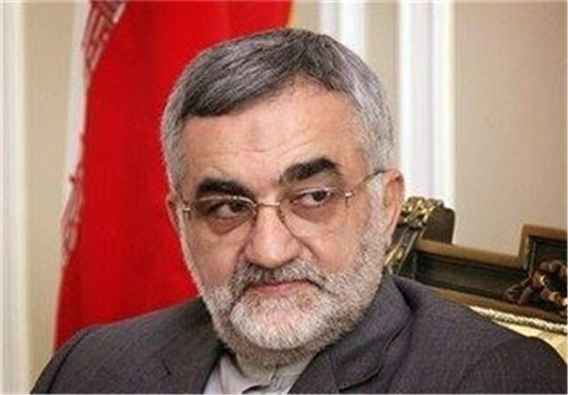 بروجردی رئیس کمیسیون امنیت ملی مجلس