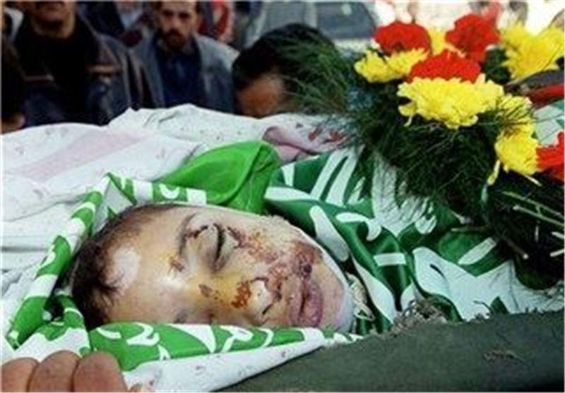 کودک غزه