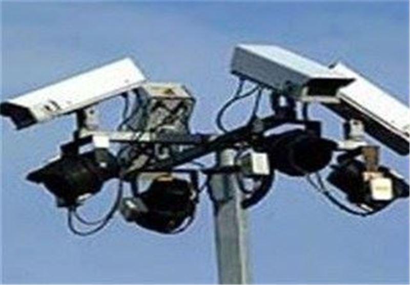 افزایش دوربینهای نظارتی در جادههای همدان