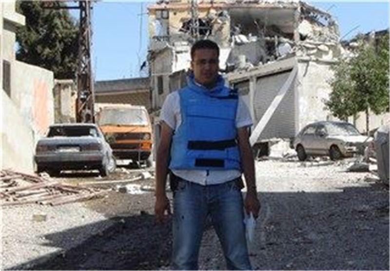 خبرنگار عرب