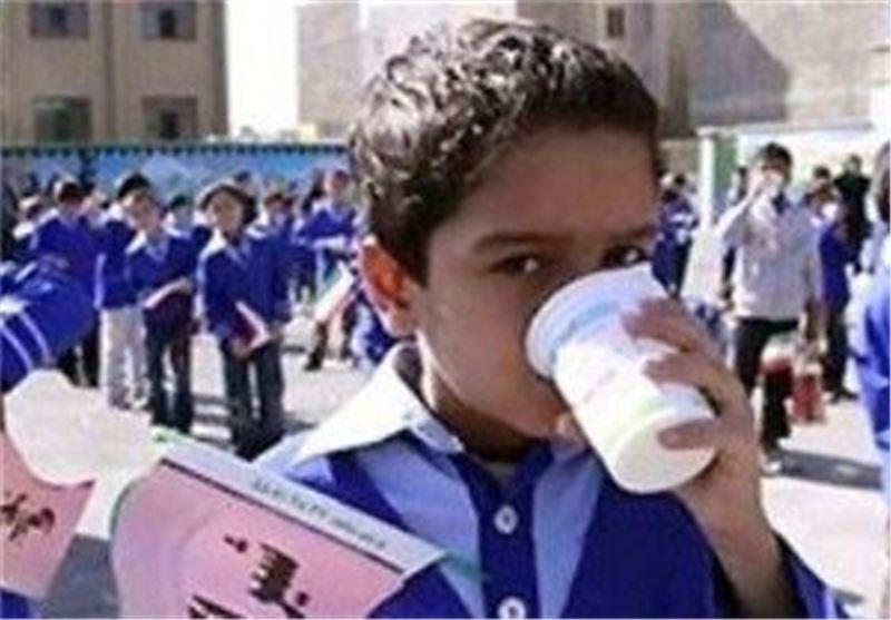 همدان|حذف بی سر و صدای شیر از تغذیه دانشآموزان همدانی
