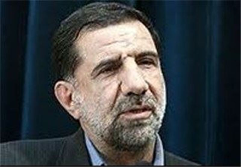 اسماعیل کوثری نماینده تهران در مجلس