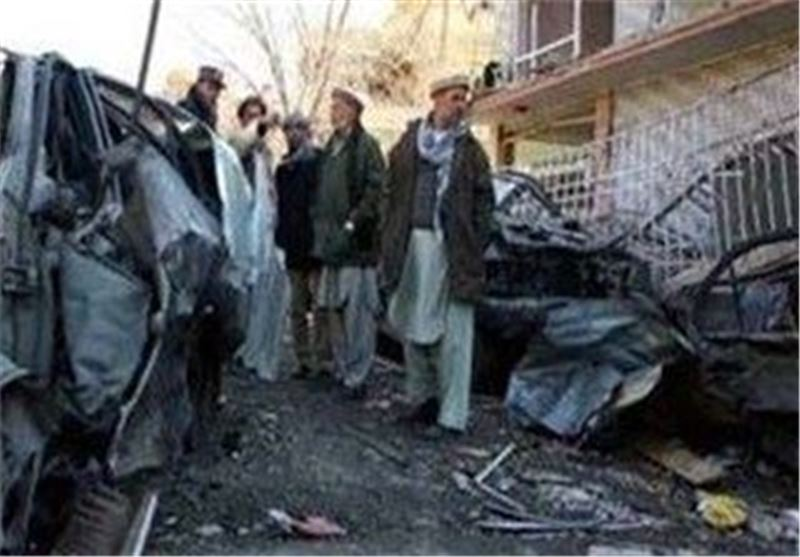 کشته شدن 2 نیروی پلیس افغان بر اثر حمله انتحاری در شرق کابل