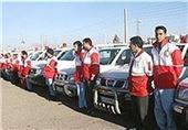 447 حادثه دیده از خدمات امدادی هلال احمر طبس بهره مند شدند