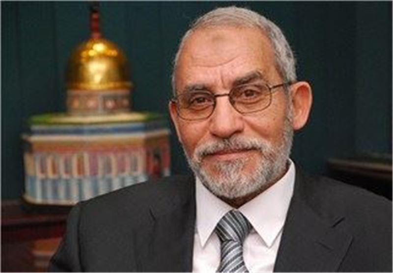 محمد بدیع، رهبر اخوان المسلمین مصر