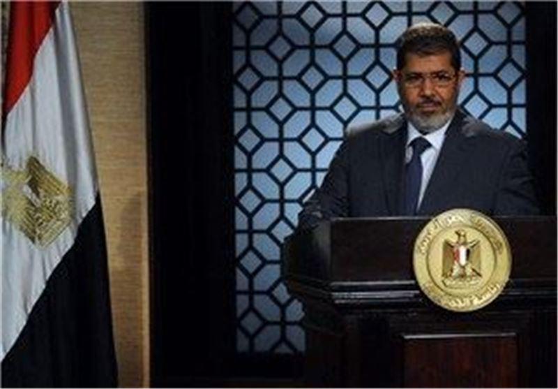 محمد مرسی، رئیس جمهوری مصر