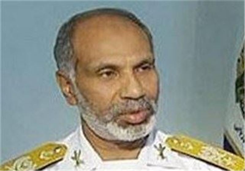 Commander: Iran's Navy Ready to Dispatch Warships to Mediterranean