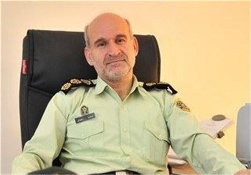 مدیرکل پلیس بین الملل نیروی انتظامی