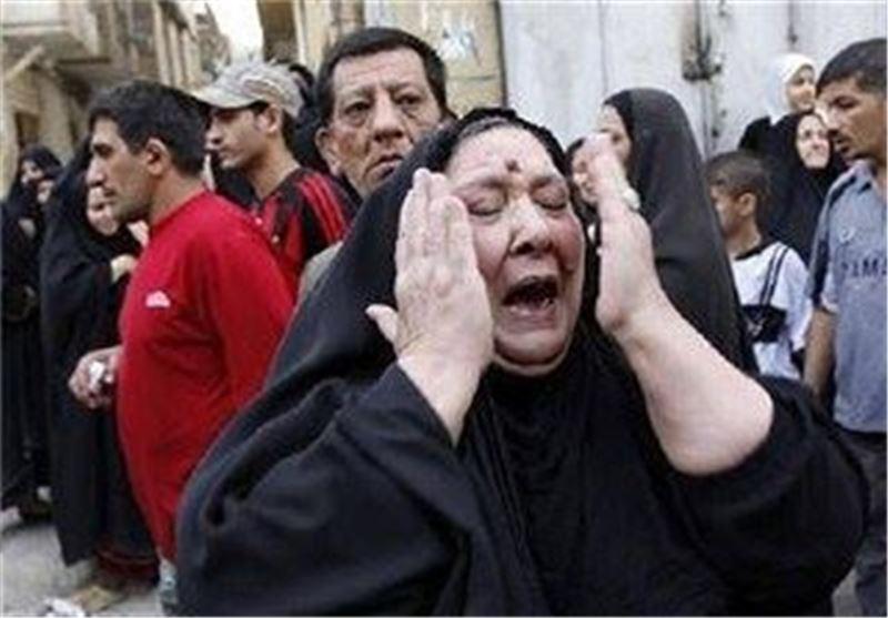 عراق، زن، گربه و زاری، بمبگذاری