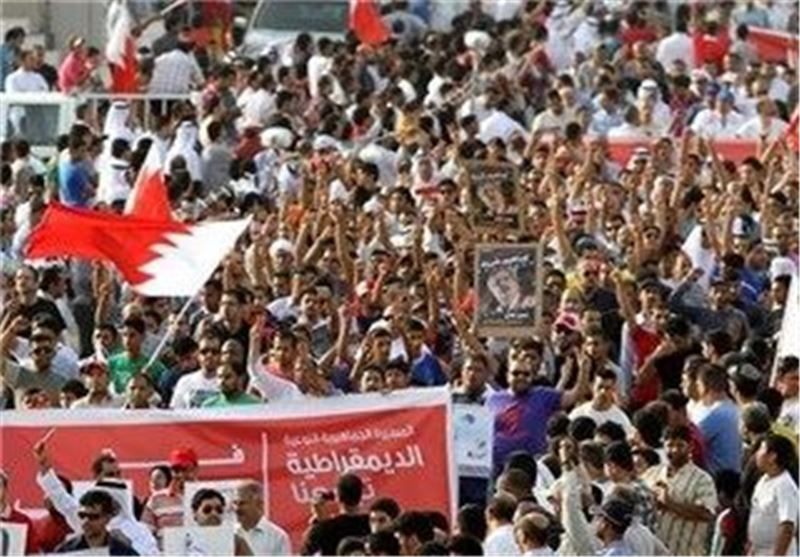 بحرین تظاهرات راهپیمایی