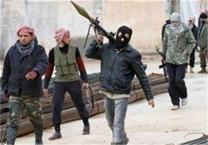 تروریست سوریه
