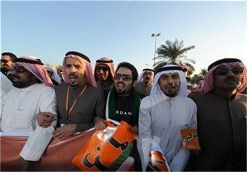 تظاهرات در کویت