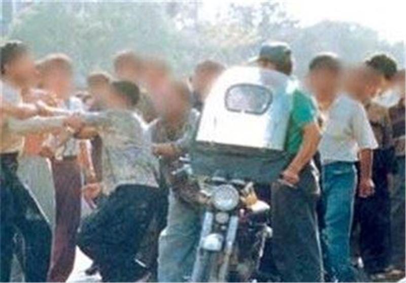 مصدومان نزاعهای خیابانی بیشترین مراجعه به پزشکی قانونی را دارند