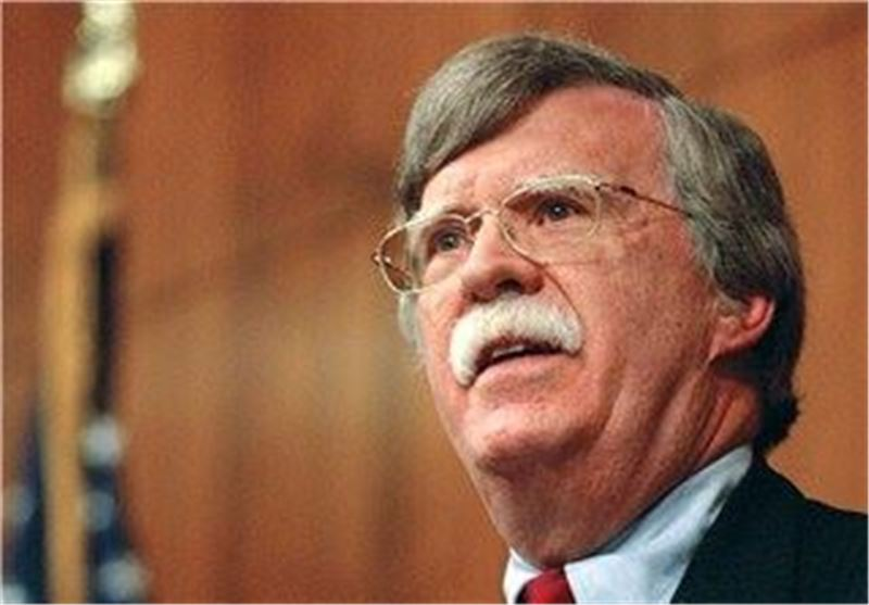 Bolton Says His Past Comments Are Now behind Him