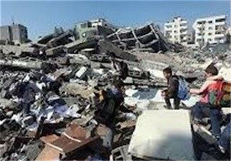 نبرد 8 روزه غزه