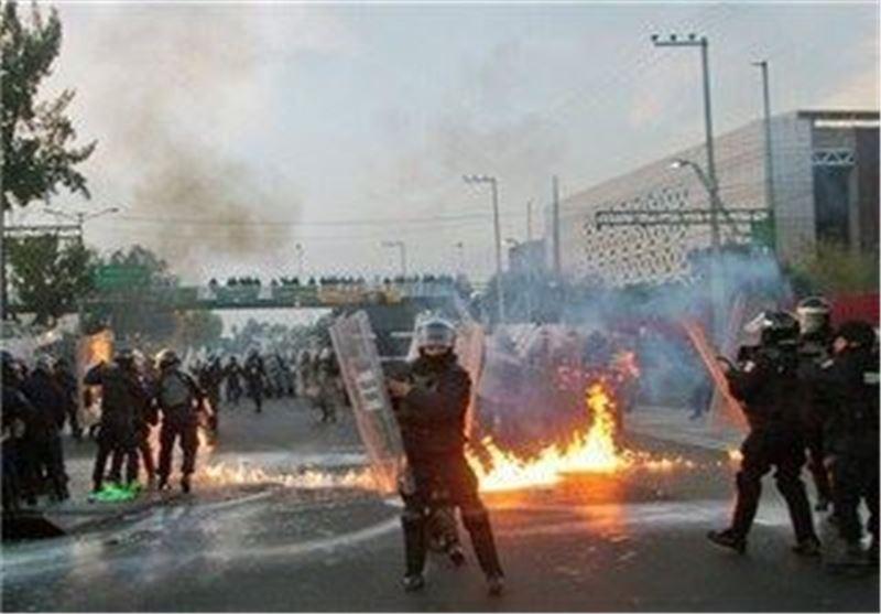 تظاهرات مکزیک