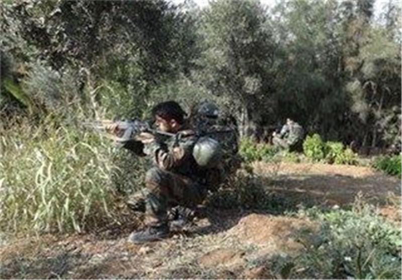 کمین ارتش سوریه