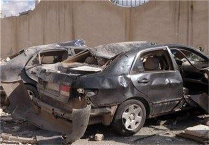 خودرو بمبگذاری حلب سوریه